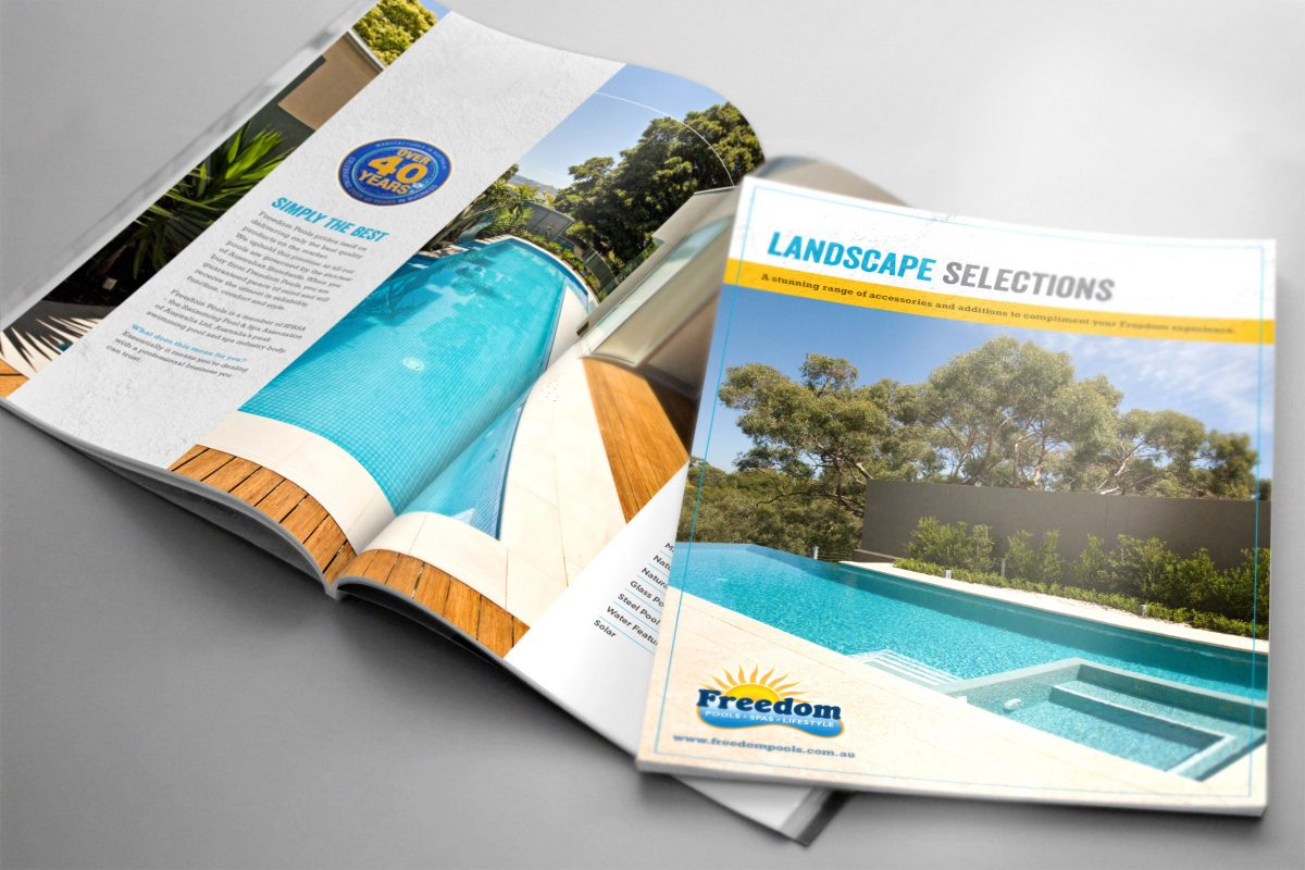 Freedom Pools Selections Magazine