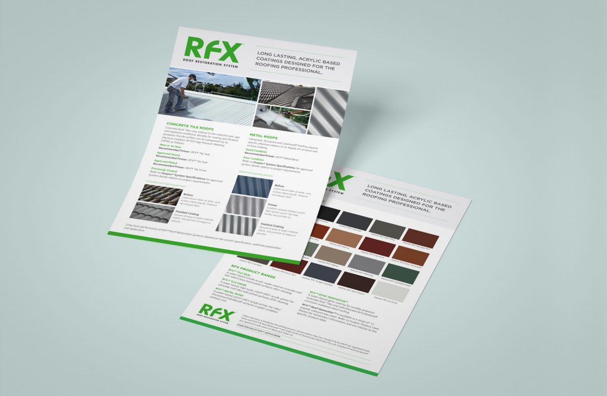 Dulux RFX Brochure