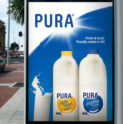 Pura Milk Work