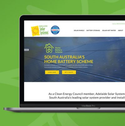 Adelaide Solar Systems Work
