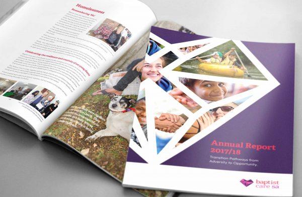 Baptist Care Annual Report