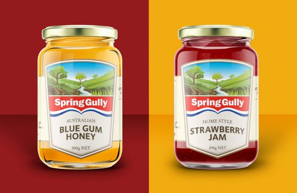 Spring Gully Packaging